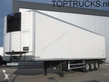 Lecitrailer 3 AXLE COOL TRAILER CARRIER 857 HOURS ! / TAIL L semi-trailer