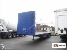 Invepe flatbed semi-trailer