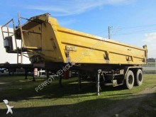 Kaiser construction dump semi-trailer