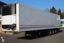 used Schmitz Cargobull multi temperature refrigerated semi-trailer