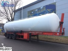 Benalu Silo 62000 Liter, Elec Hydraulic tipping system, semi-trailer