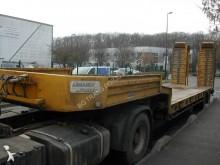 semirimorchio trasporto macchinari Louault