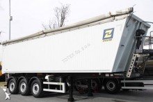 semirremolque Zasław 42 m3 D-653 A SEMI TRAILER BACKSIDE TIPPER