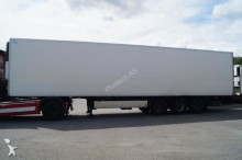 used Krone box semi-trailer