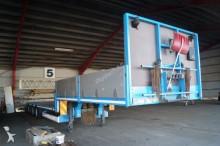 HRD heavy equipment transport semi-trailer