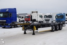 Wielton container semi-trailer