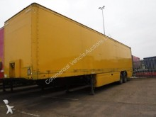 Montracon box semi-trailer