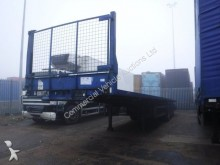 Dennison flatbed semi-trailer