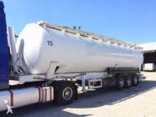 Feldbinder powder tanker semi-trailer
