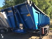 used Trailor construction dump semi-trailer