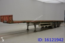 Trouillet PSK ON AIRRIDE semi-trailer