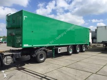 used Bulthuis flatbed semi-trailer