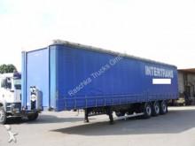 Kaiser Tautliner *Coilmulde 8,20 m* semi-trailer