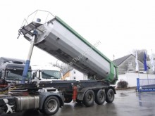 used Orthaus tipper semi-trailer