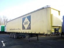 used Schwarzmüller tarp semi-trailer