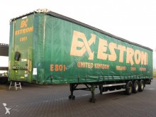 Groenewegen HARWOOD FLOOR BPW DRUM BRAKES semi-trailer