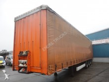 Krone O4 3-AXLE MEGA CURTAINSIDE WITH SLIDING ROOF (BP semi-trailer