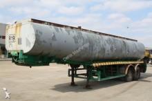 Fruehauf tanker semi-trailer