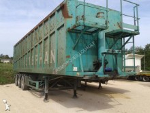 used Louault tipper semi-trailer