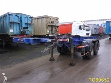 semi remorque Samro Container Transport