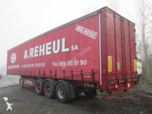 Serrus BPW AXELS semi-trailer
