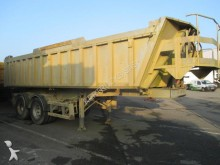 Trailor tipper semi-trailer
