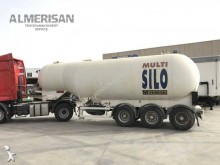 used Interconsult powder tanker semi-trailer