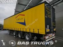 semi remorque Bulthuis Lift+Lenkachse Hardholz-Bodem TSAA50 NL