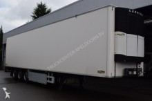 semirimorchio Chereau Carrier 1800 Multi temp / 2x Lifting axels / Dop