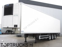 Lecitrailer 3 AXLE COOL TRAILER CARRIER 761 HOURS ! LIFT AXL semi-trailer
