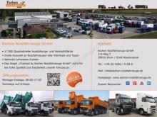 Krone Mega Liner, Jumbo, Volumen, Edscha, Luft/Lift semi-trailer