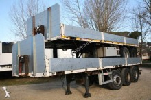 used Zorzi flatbed semi-trailer