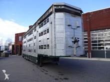 Pezzaioli SBA31U 3-4 Deks Veeoplegger semi-trailer