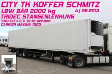 semi remorque Schmitz Cargobull SKO 20/ LBW BÄR 2000 kg /CITY / TRIDEC / CARRIER