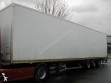 used Trailor box semi-trailer