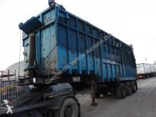 SAF tipper semi-trailer