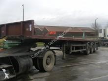 York flatbed semi-trailer