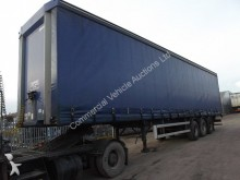 ROR tautliner semi-trailer