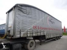 SDC tautliner semi-trailer