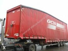 BPW tautliner semi-trailer