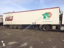 used Benalu moving floor semi-trailer