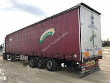 used Riotrailer tautliner semi-trailer