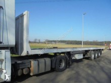 used Kaiser flatbed semi-trailer