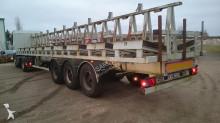 used Asca flatbed semi-trailer