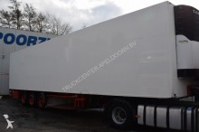 Draco TZS 339 / Carrier / Palletbox / BPW axels semi-trailer