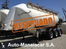 used Valart tanker semi-trailer