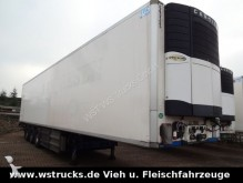 used Krone insulated semi-trailer