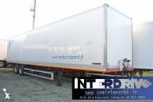 used Viberti plywood box semi-trailer