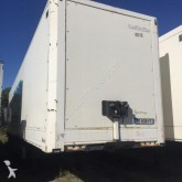 used Lecitrailer plywood box semi-trailer