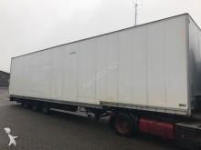 Talson F1227 3AS MET ROLLEBANEN SCHADE AAN DEUR semi-trailer